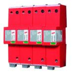 Supresor Rayo y Sobretensión, DEHNvenci con fusible integrado - 100 KA 10/350 µs