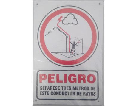 Aviso peligro