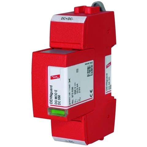 Supresor rayo y sobretensión DEHNguard 972110